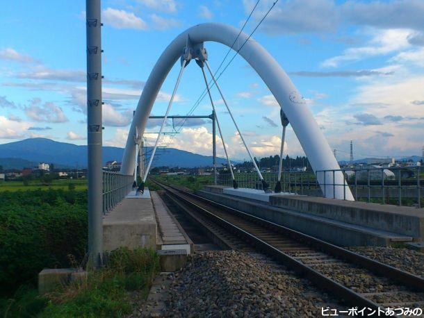 除沢川橋梁