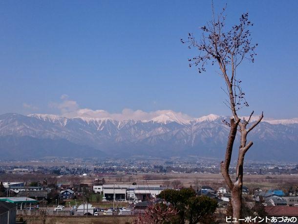長光寺からの眺め