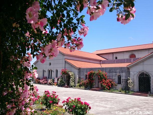 薔薇の美術館