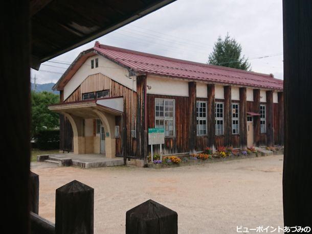 昭和レトロな公民館