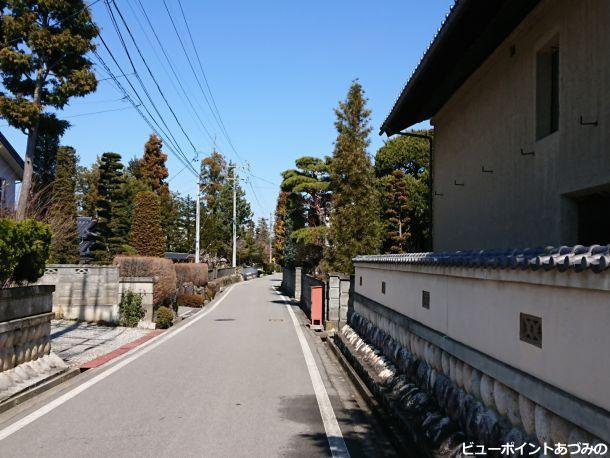 武田の棒道