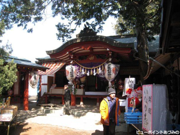 玄蕃稲荷神社 初午祭