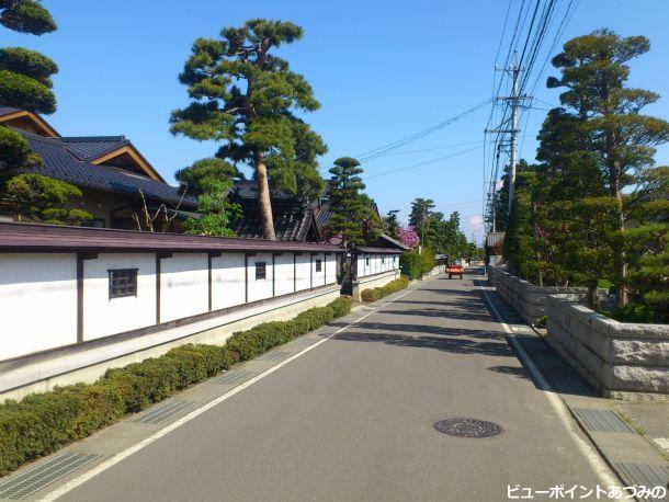 住吉の旧街道